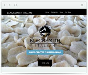 Blacksmith Italian